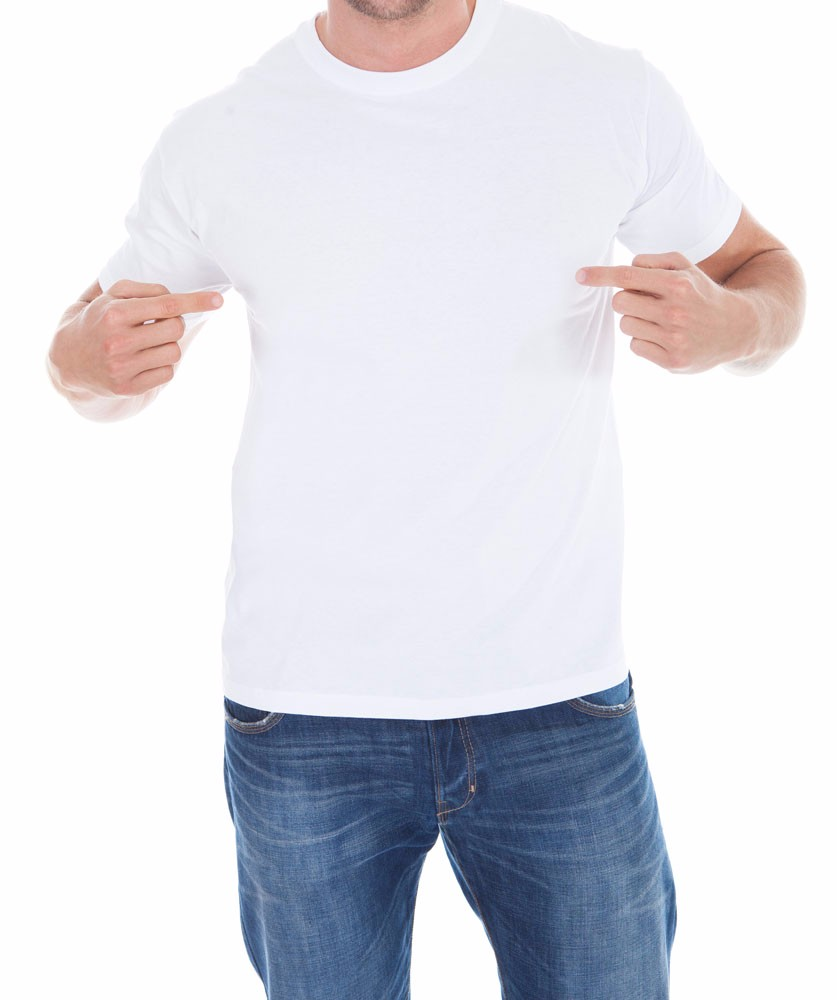 1usd Promotional White Election Tshirt Bulk Cheap T Shirt