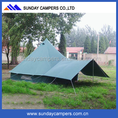The best camping bell soft canvas bell tents from China