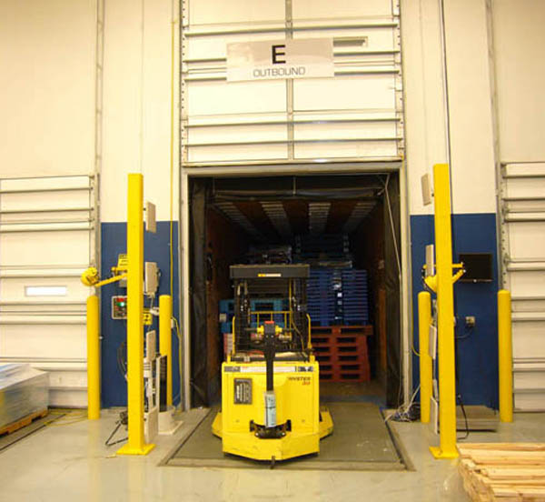 GPRS/WIFI optional uhf rfid gate reader for warehouse