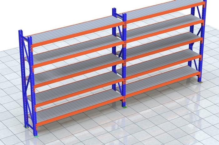 100 Heavy Duty Commercial Shelving Yujin Shelf