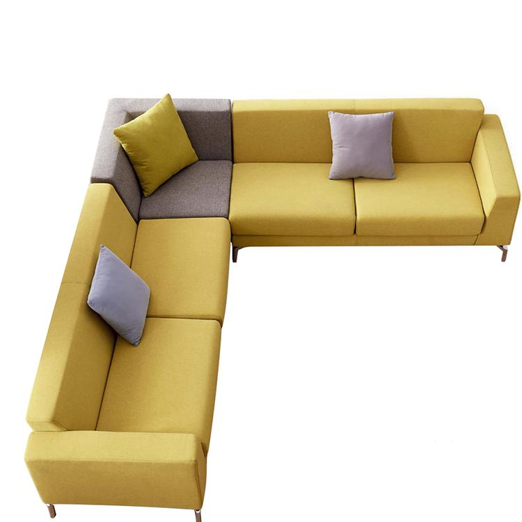 New model sofa sets office sofa pod public seating