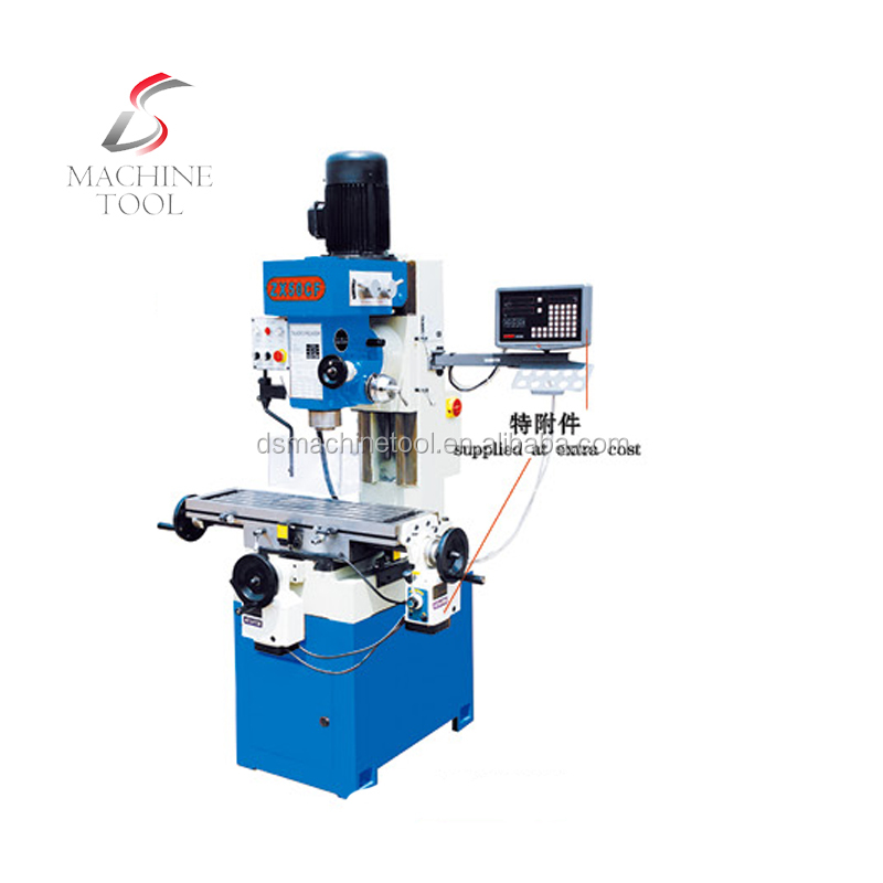Star Product.ZX50CF China Supplie Multi Function Milling Drilling Machine