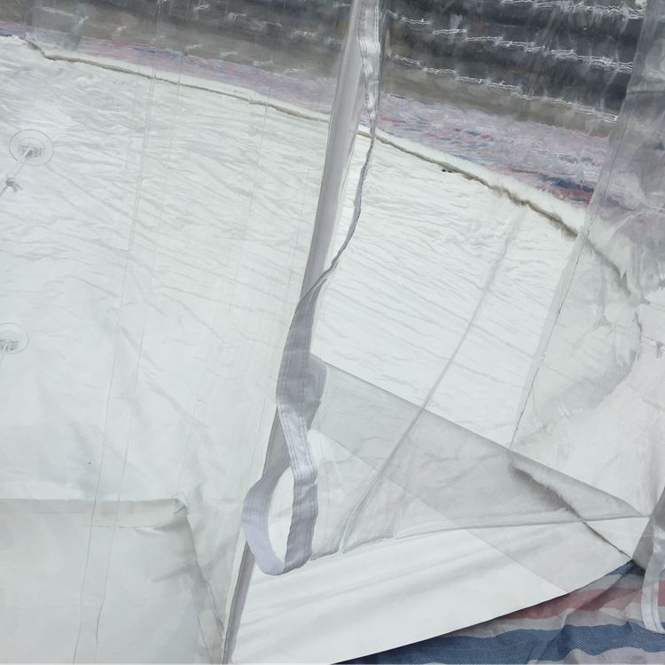 PVC Inflatable Clear Transparent Lodge Dome Air Bubble Camping Tent For Sale