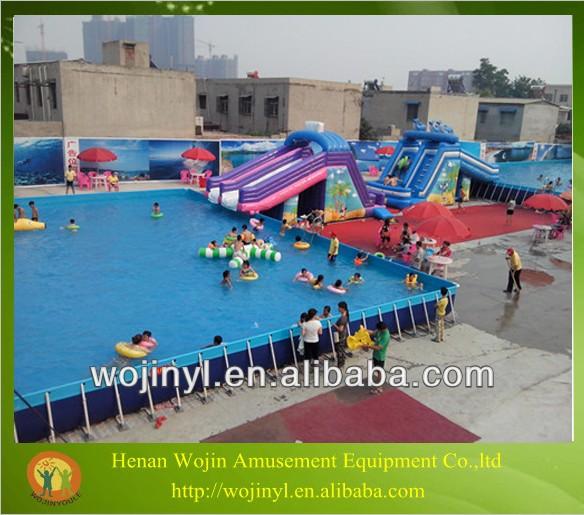 Easy Set Metal Frame Swimming Pool, Easy Set Metal Frame Swimming Pool  Suppliers And Manufacturers At Alibaba.com