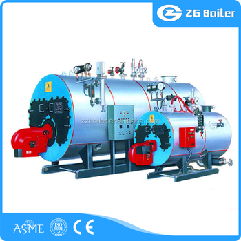 Rubber Industry Used Oil Gas Steam Heating Boiler Furnace - Buy Oil ...
