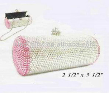 new model bling bling evening clutch bag