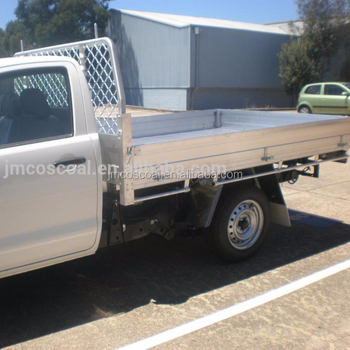 truck bed for custom truck cab