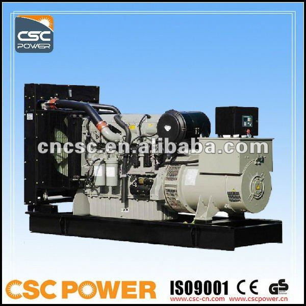 Global warranty!320kw quality diesel generator with CE and ISO