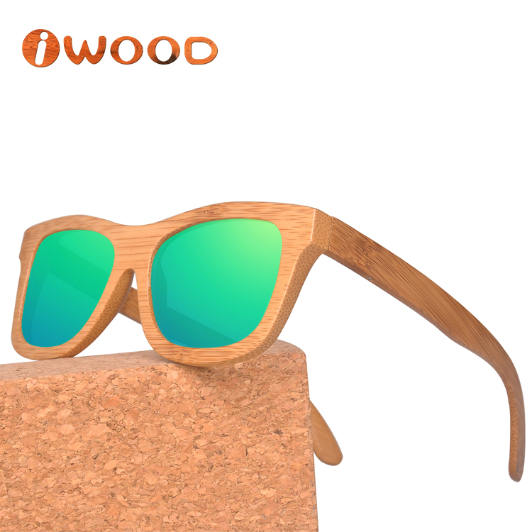 Top Quality CE FDA Low MOQ Free Logo Fashion Bamboo Sun Glasses China Sunglasses 2017