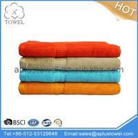 Plain Terry Solid Color 100% cotton luxury bath towels