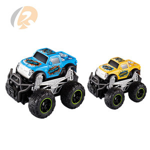 streamline design cross country 2.4G 4CH 1 32 rc mini car for sale