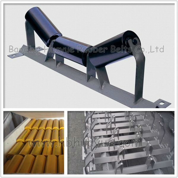 conveyor roller support,idler roller bracket,conveyor roller frame