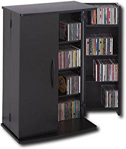 Genial Get Quotations · CD Storage Cabinet Locking DVD Shelf Game Media