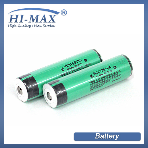 Hi-max Rechargeable NCR 18650 3.7v-4.2v 3100mah bright light torch battery