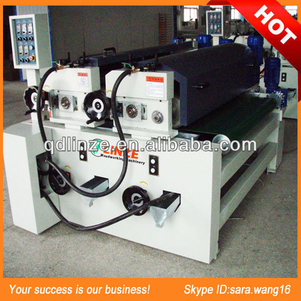 China manufacturer woodworking machinery paint roller coater