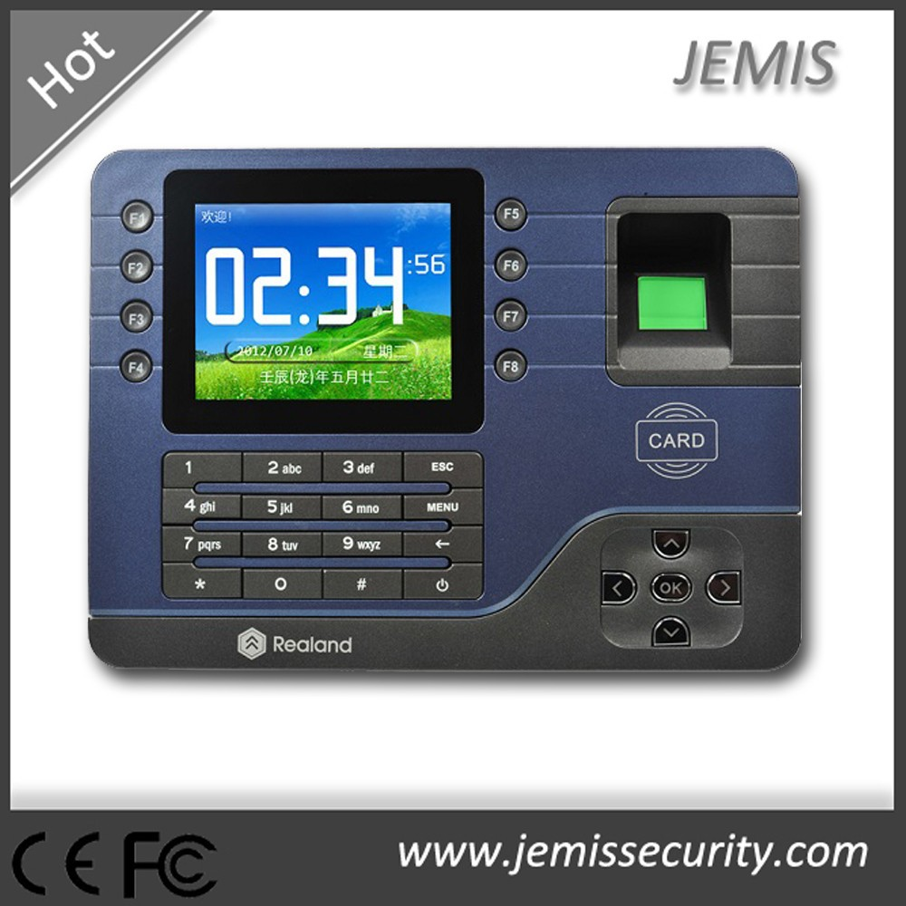 Fingerprint Reader Time Attendance Time recorder