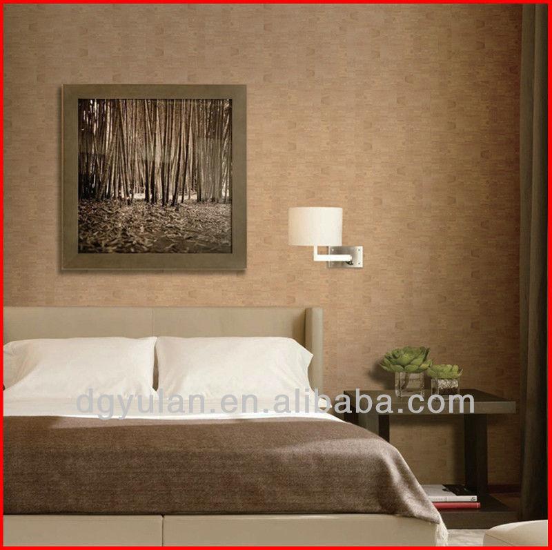 Sughero carta da parati per camera da letto moderna carta for Carta da parete