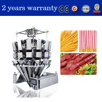 pencil chopsticks sausage weighing machine available for global market