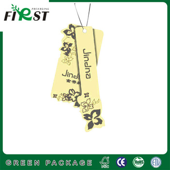 Hard paperboard hangtagcustomize,Coloring Garment Hangtag,custom water proof cardboard clothing hangtags with seal tags
