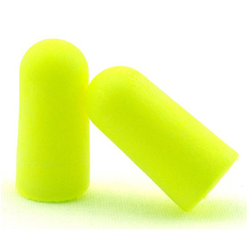 Noise Reducer high quality PU earplugs for 2018 promo gifts