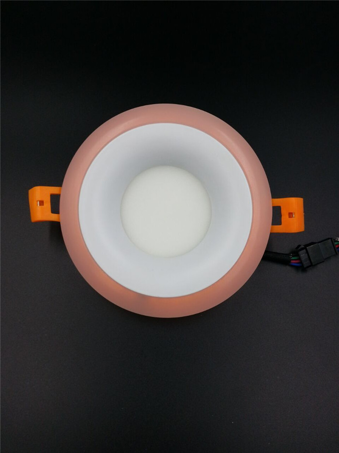 New Coming Concave Design Ip54 24w Ac85-265v Rotating Color Led ...