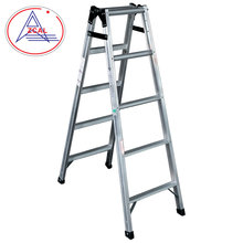 The Hot New Products Double Side Aluminium Single Step Ladders