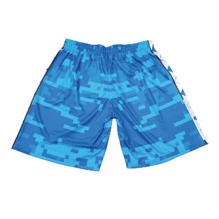 Cheap wholesale custom full sublimation basketball shorts