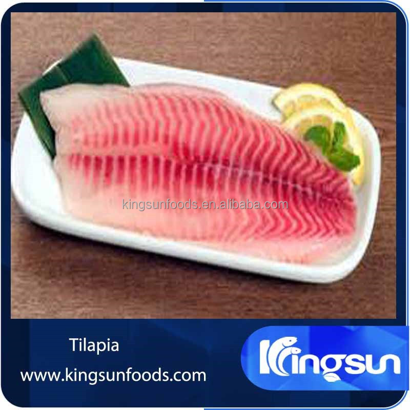 Best Frozen Red Tilapia Fish Fillet