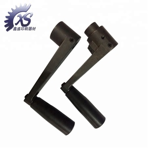 Handle for GTO Offset Printing Machinery Spare Parts