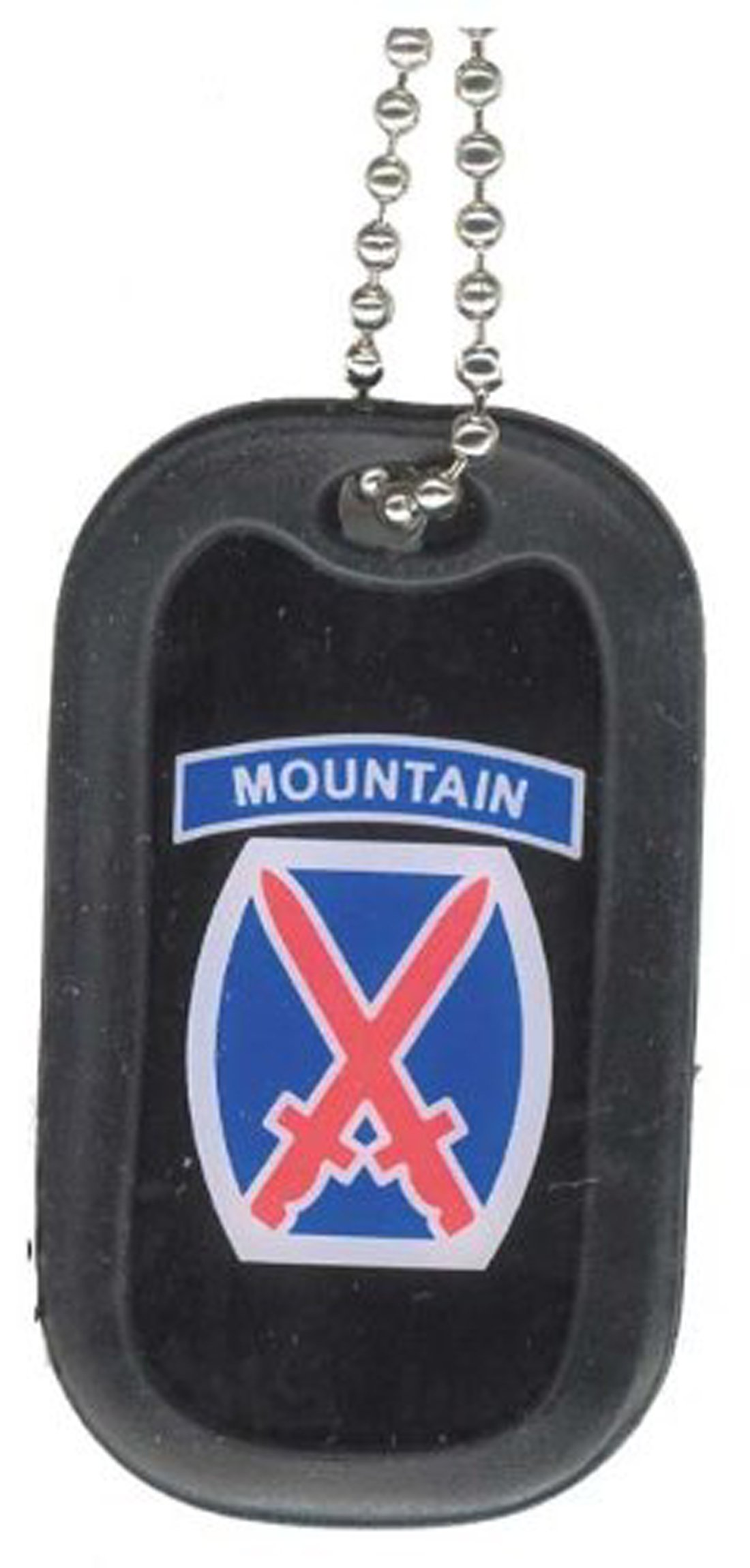 Cheap us military symbols find us military symbols deals on line get quotations united states army 10th mountain unit division rank logo symbols military dog tag luggage tag buycottarizona