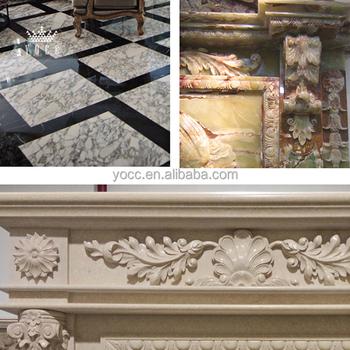 YOCR 0592 Marble Flooring Border Designs Granite Slab Tiles Prices In Pakistan