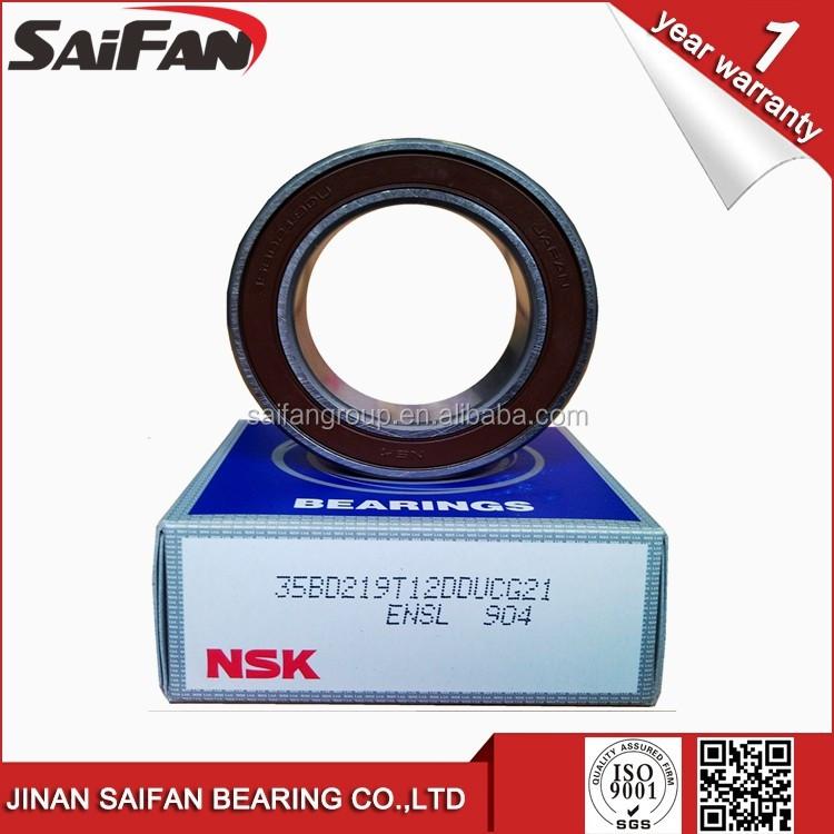 Auto Air Conditioner Compressor Bearings Nsk 35bd219duk Auto Air ...