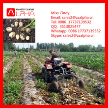 hot sale multifunctional potato peanut carrot yam cassava harvester