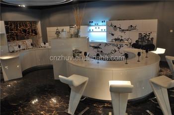 En Bois De La Maison Moderne Mini Comptoir De Bar Bar - Buy Moderne ...