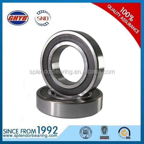 6308-2RS China supplier deep groove bike wheel bearings vertical shaft bearings