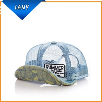 Wholesale Cowboy Hats Full Mesh Baseball Cap Baby Trucker Cap Hat ... 902c24f6029