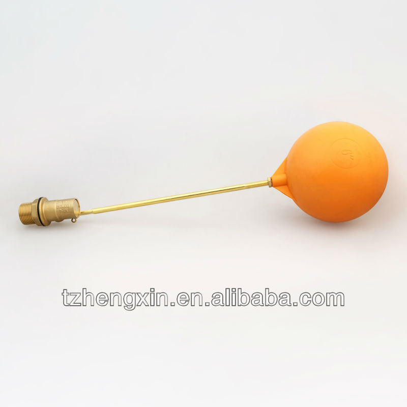 Brass Float Valve with Plastic ball HX-6301