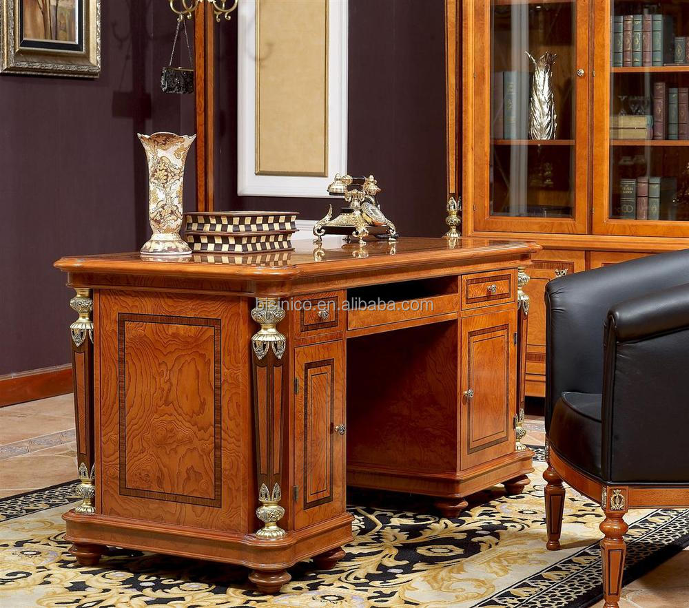 Royal office furniture luxury italian office furniture Luxury wood furniture