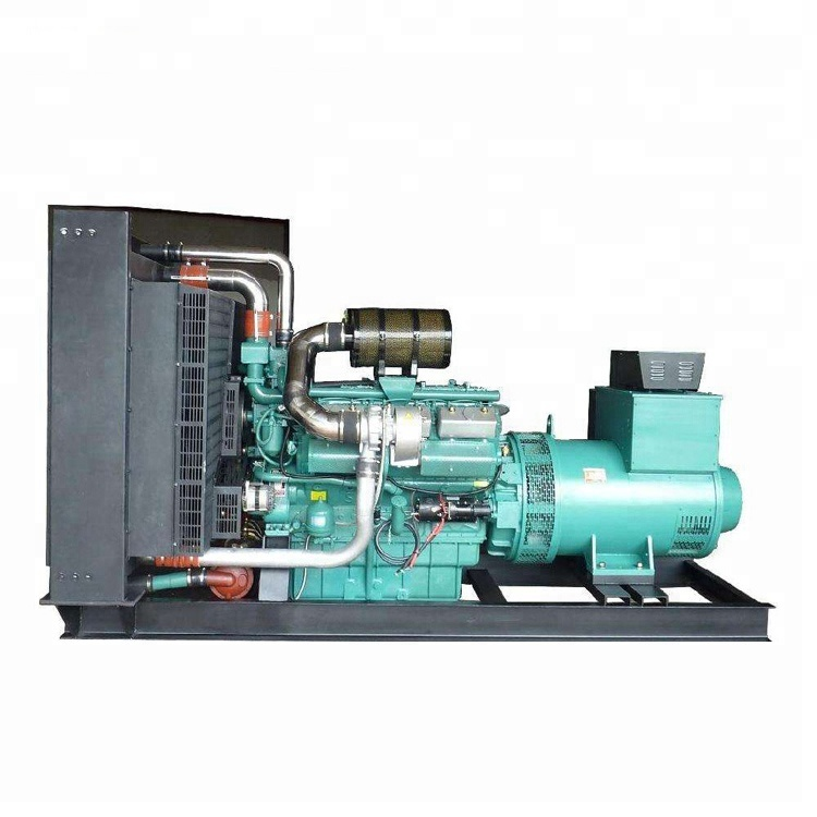 Gas turbo engine generator set