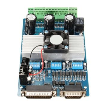 Cnc Controller Tb6560 Stepper Motor Driver Board  Axis For Selection