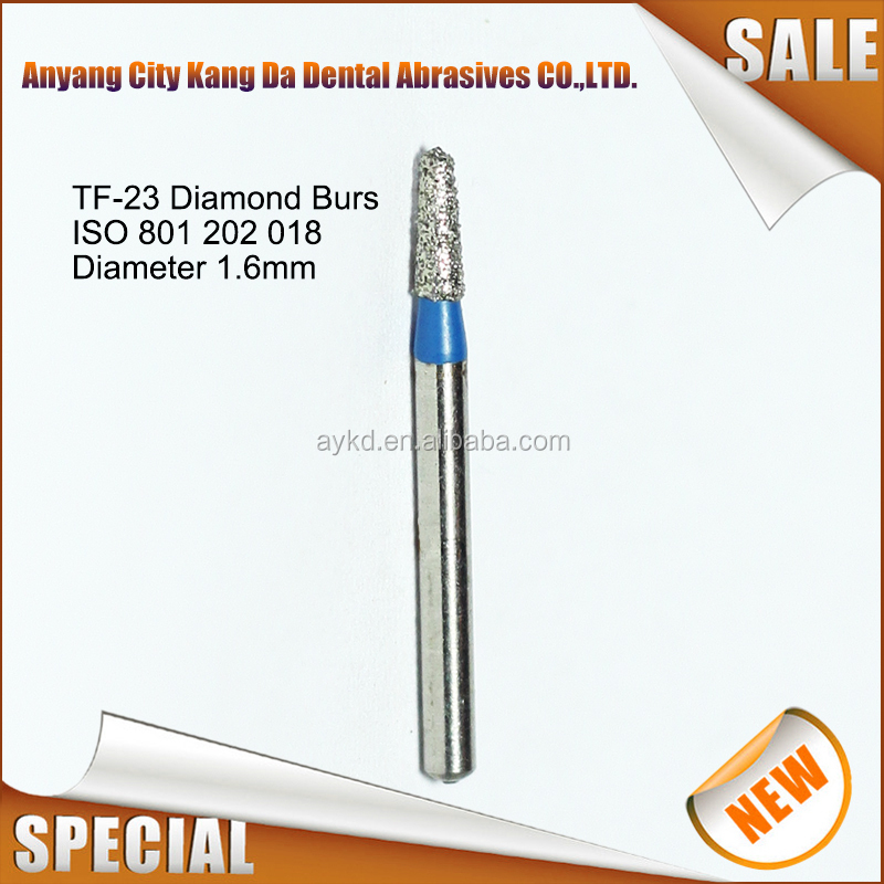 Dental Equipment FG 1.6mm straight electric dental drill