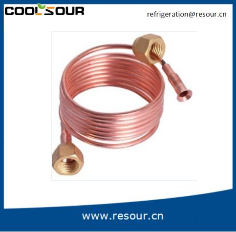 Coolsour vibration absorber for compressor