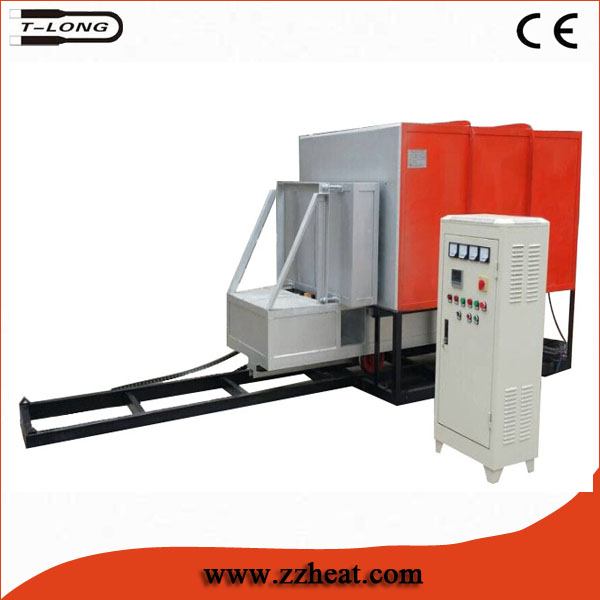 Small Car Bottom Ceramic Furnace/Kiln For Ceramic Industry
