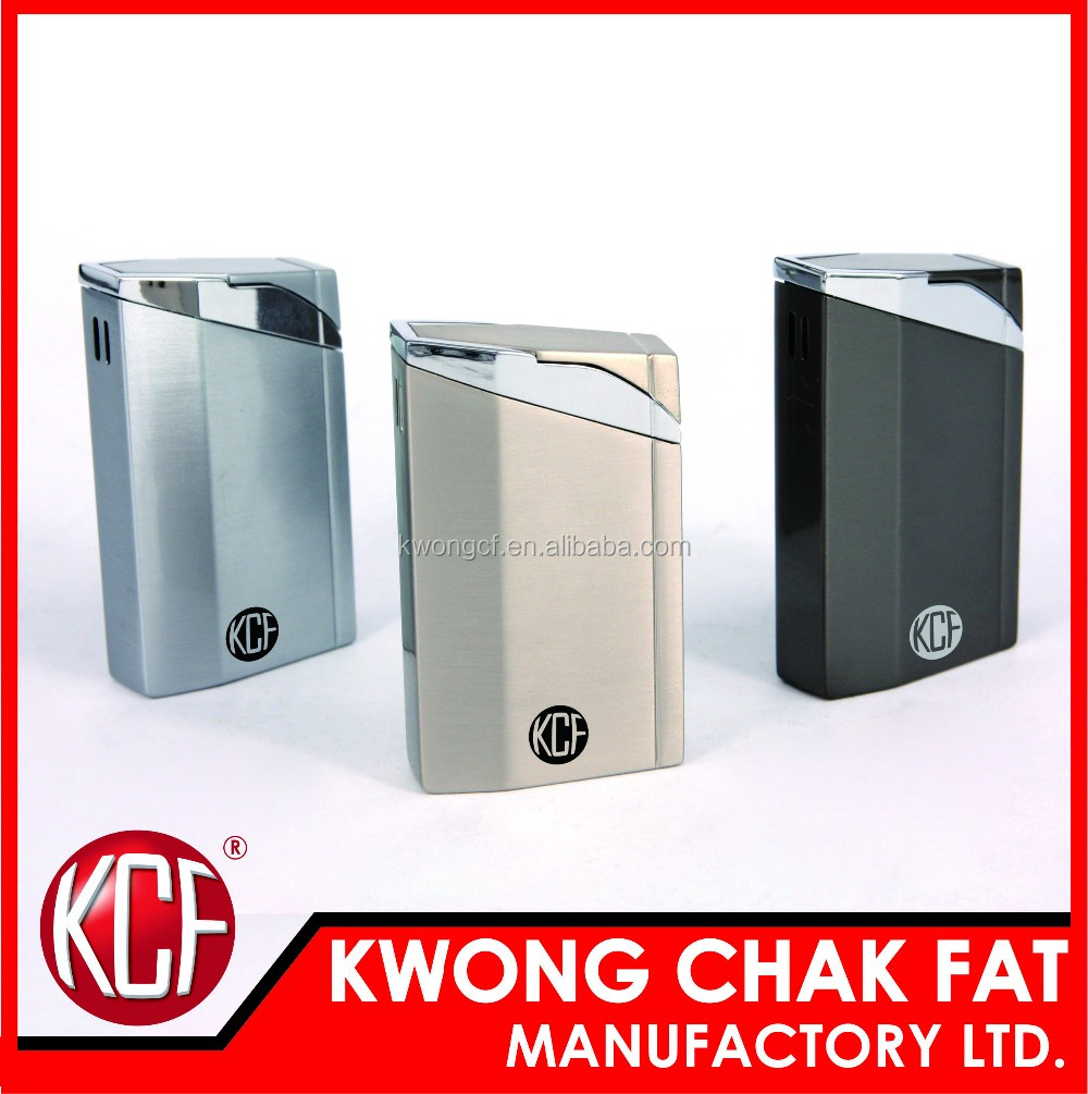 KCF-122 Normal Flame Metal Utility Lighter of car of cigarette lighter prices