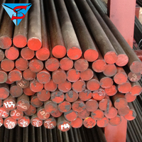 High Speed Steel Skh5 1.3343 Aisi M2 Steel Round Bar For Vaired Cutters