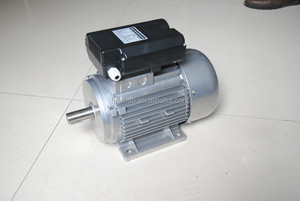 Single Phase And Three Phase Electric Motor