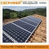 CSCPOWER on grid 6 kw solar systems energy and 320w complete solar module system manufacturer