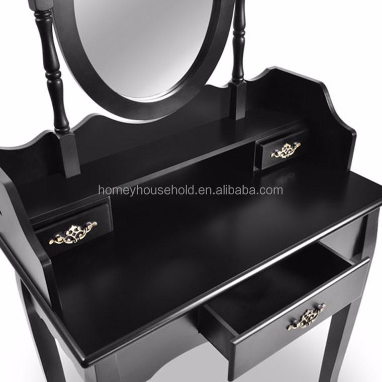 Specchio shabby per camera da letto - Specchio ovale camera da letto ...