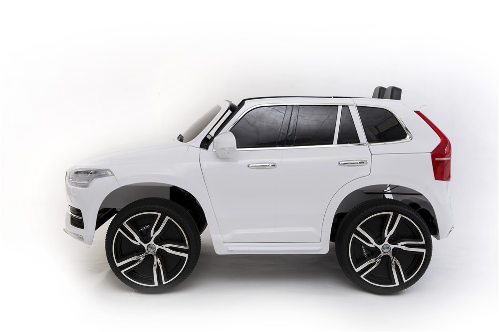 Volvo License Electric Ride On Cars For Kids Rc With Carry