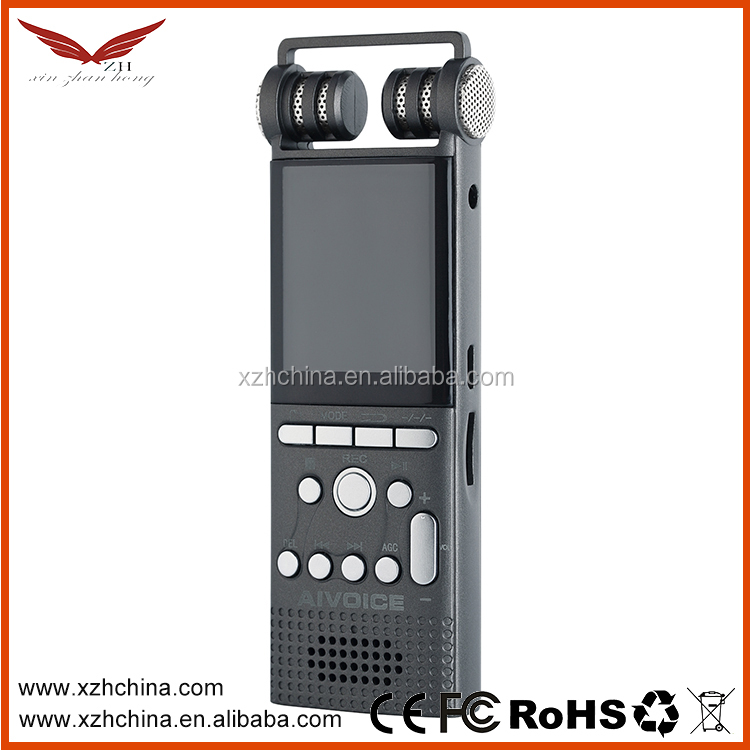 High quality audio recorder spy small voice recording device X26
